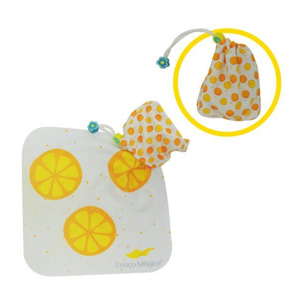 chaveiro laranja